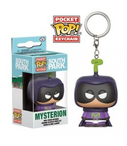 Funko South Park POP! Vinyl Keychain Mysterion 4 cm