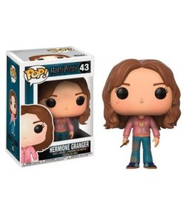 Funko Harry Potter POP! Movies Vinyl Figure Hermione with Time Turner 9 cm