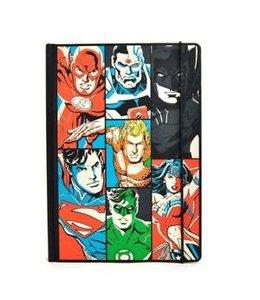 Half Moon Bay DC Comics A5 Notebook Justice League