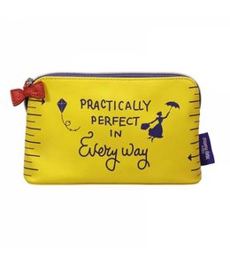 Half Moon Bay MARY POPPINS COSMETIC BAG - PRACTICALLY PERFECT
