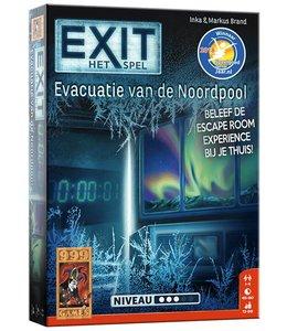 999 Games EXIT - Evacuatie van de Noordpool