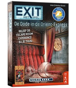 999 Games EXIT - De dode in de Orient Express
