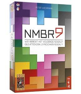 999 Games Nmbr 9 - Breinbreker