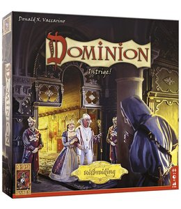 999 Games Dominion: Intrige - Kaartspel
