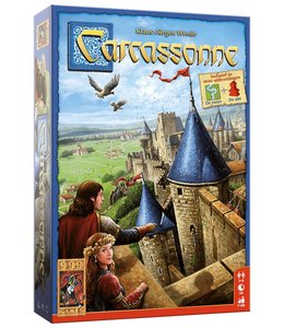 999 Games Carcassonne - Bordspel