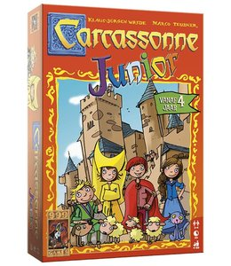 999 Games Carcassonne Junior - Bordspel