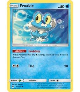Pokemon Froakie - S&M ForLi 21/131