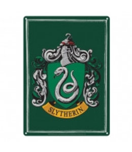 Half Moon Bay Harry Potter Tin Sign Slytherin 21 x 15 cm