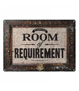 Half Moon Bay Harry Potter Tin Sign Room of Requirement 41 x 30 cm