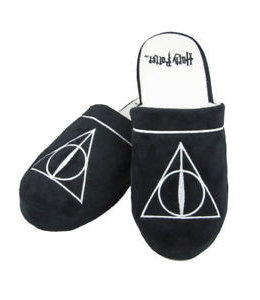 Cinereplicas Harry Potter Slippers Deathly Hallows