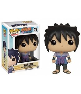 Funko Naruto Shippuden POP! Animation Vinyl Figure Sasuke 9 cm