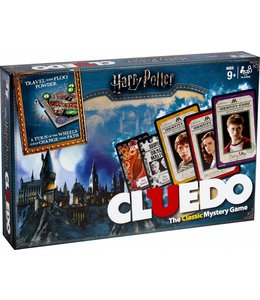 Winning Moves Harry Potter Board Game Cluedo 2nd Edition