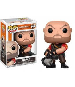 Funko Funko POP! Games Team Fortress 2 - HEAVY Vinyl Figure 10cm