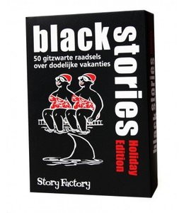 Black Stories Black Stories Holiday Edition