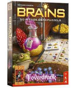 999 Games Brains: Toverdrank - Breinbreker