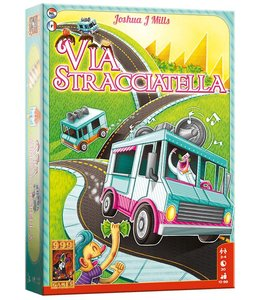 999 Games Via Stracciatella - Bordspel