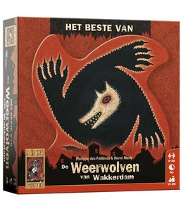999 Games De Weerwolven van Wakkerdam: Het beste van - Kaartspel