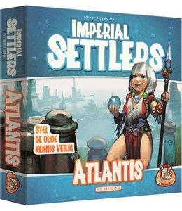 White Goblin Games Imperial Settlers Atlantis