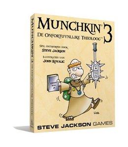 Steve Jackson Games Munchkin 3 NL - De Onfortuynlijke Theoloog