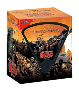 Winning Moves Trivial Pursuit Walking Dead (comic)