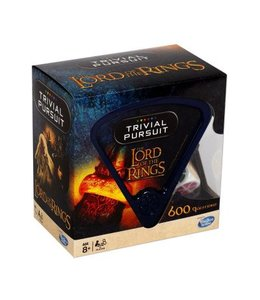 Winning Moves Trivial Pursuit Lord of the Rings