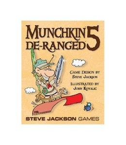 Steve Jackson Games Munchkin 5 - De Ranged