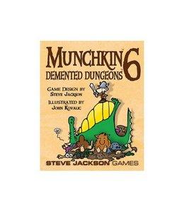 Steve Jackson Games Munchkin 6 - Demented Dungeons
