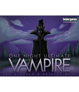 Bezier Games One Night - Ultimate Vampire