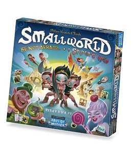 Days of Wonder Small World Race Collection Power Pack 1
