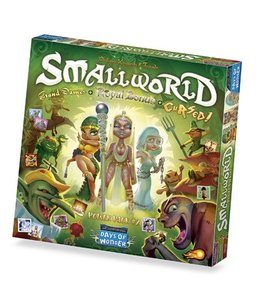 Days of Wonder Small World Race Collection Power Pack 2