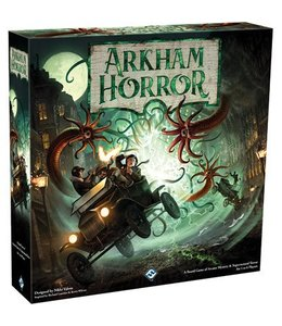 Fantasy Flight Games Arkham Horror 3rd Edition Boardgame