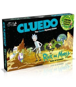 Winning Moves Cluedo Rick And Morty