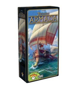 Days of Wonder 7 Wonders Armada