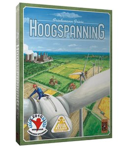 999 Games Hoogspanning - Bordspel