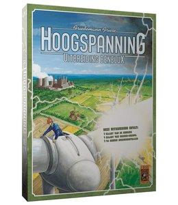 999 Games Hoogspanning: Benelux - Bordspel