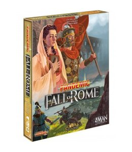 Z-Man Games Pandemic Fall of Rome NL Collector's Edition
