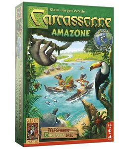 999 Games Carcassonne: Amazone - Bordspel