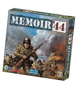 Days of Wonder Memoir'44