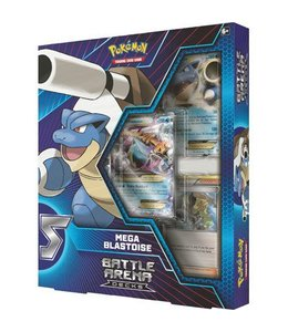 Pokemon Battle Arena Decks Blastoise