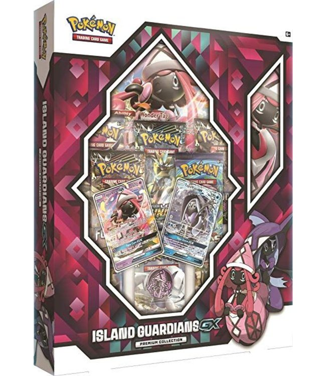 Pokemon Pokemon Island Guardians GX Premium Collection Box