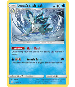 Pokemon Alolan Sandslash - S&M GuRi 20/145