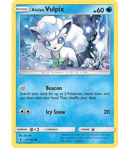 Pokemon Alolan Vulpix- S&M GuRi 21/145
