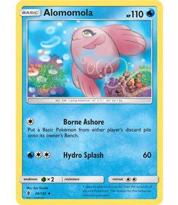 Pokemon Alomomola - S&M GuRi 36/145 - Reverse
