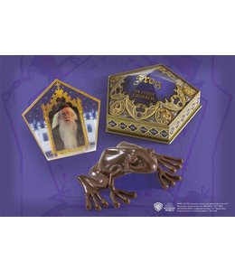 Noble Collection Chocolate Frog Prop Replica - Harry Potter