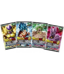 DragonBall Super Galactic Battle Booster