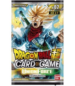 DragonBall Super Union Force Booster