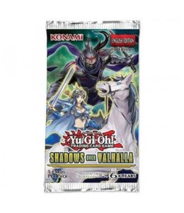 Yu-Gi-Oh! Shadows in Valhalla Booster