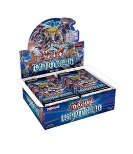 Yu-Gi-Oh! Legendary Duelists Booster
