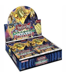 Yu-Gi-Oh! Dragons of Legend Unleashed Booster