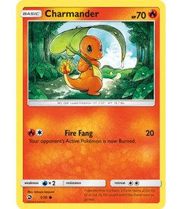 Pokemon Charmander - S&M DraMaj 1/70 - Reverse